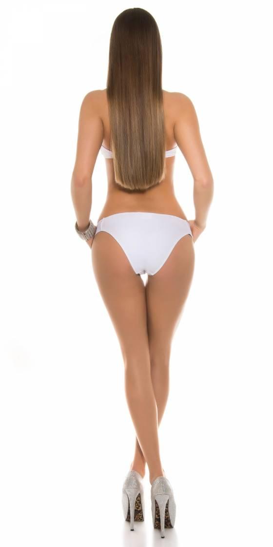 Bikini sexy avec strass