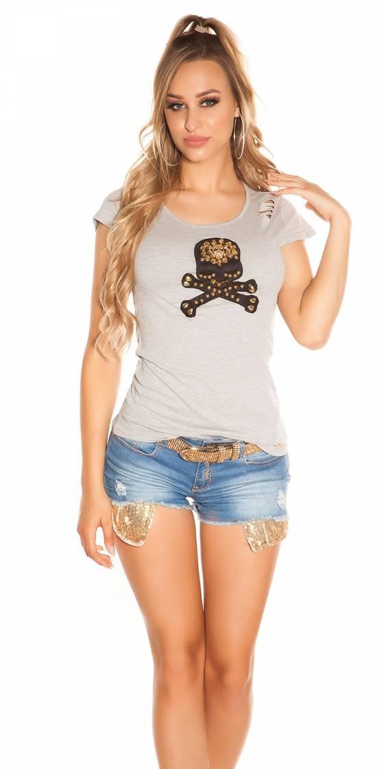 Sexy KouCla T-Shirt with...