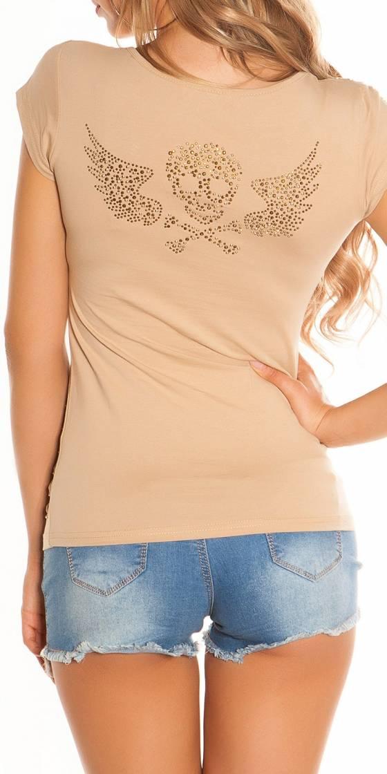 T-shirt KouCla sexy avec...