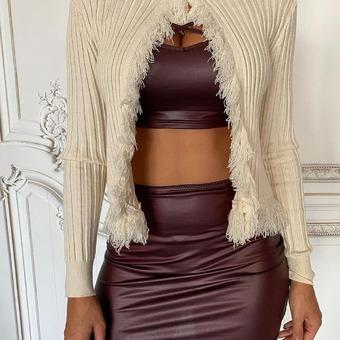 Bientôt disponible  www.tendancefashion.fr  #tendancefashiongirl #tendancefashion #model #mode #fashionista #fashion #parisianstyle #vetementssexy