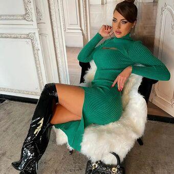 TENDANCE FASHION PARIS  www.tendancefashion.fr  #tendancefashiongirl #tendancefashion #model #mode #fashionista #minidress
